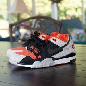 Nike Air Trainer II Barry Sanders Safari Sneaker